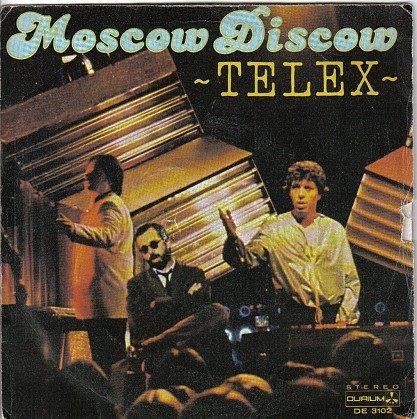 TELEX _ Moscow disco